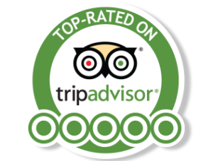 Top rated in tripadvisor