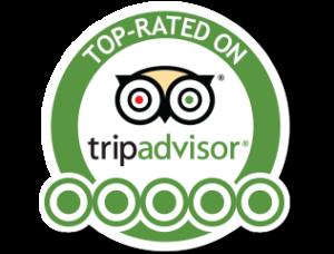 Top rated in tripadvisor
