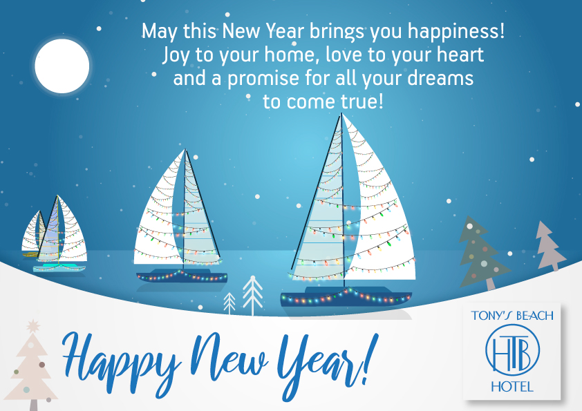 May this new year brings you happiness